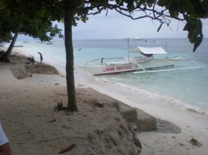 alona beach in bohol 2