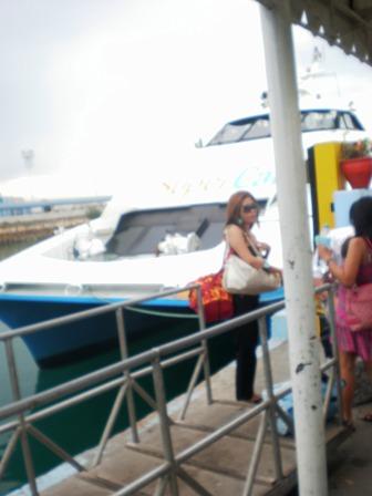 Supercat ferry cebu