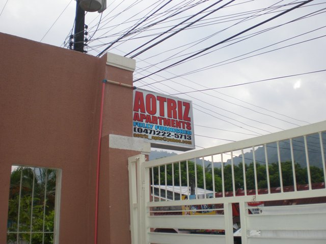 Aotriz Apartment subic