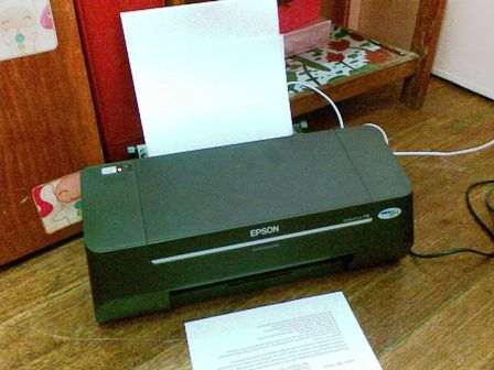 EPSON T10 Picture