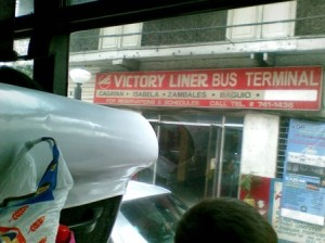 how to go to subic by victory liner