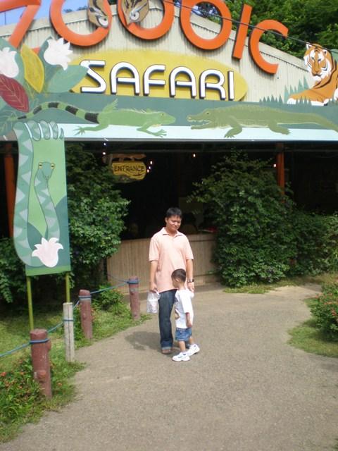 zoobic safari entrance