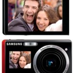 Samsung Dual LCD Screen Camera