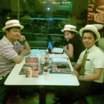 Group Study at Shakeys