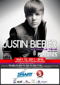 Justin Bieber Live in