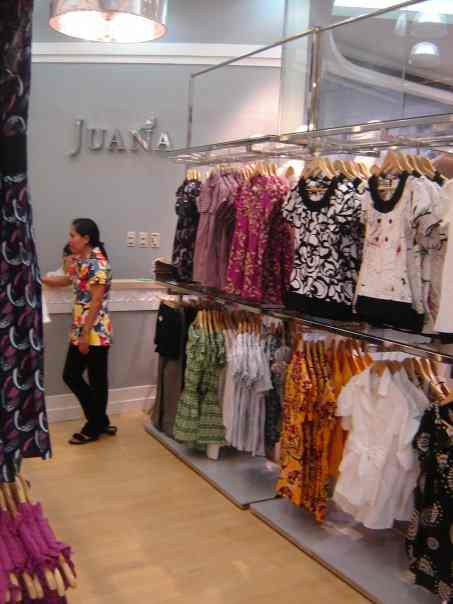 Juana in 168 Mall