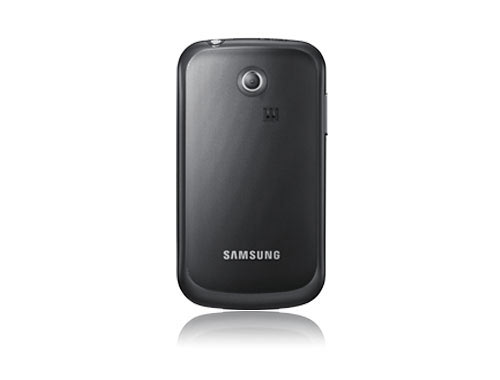 samsung chat 335 back