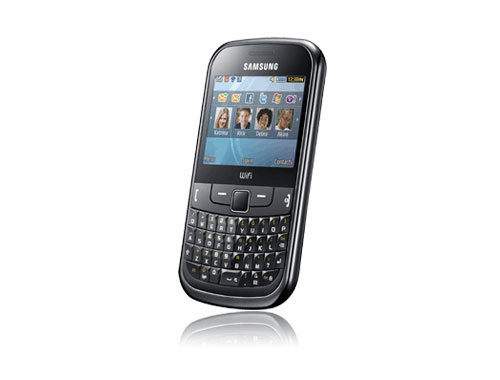 samsung chat 335 side angle