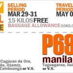 AirPhil Express PayDay Sale 2011, Promo, Online Booking, Contact Information