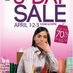 SM Cebu 3 Day Sale