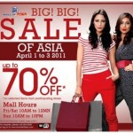 SM Mall of Asia 3 Day Sale, Schedule, Mall Hours, Discounts, Stores