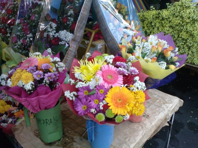 Dangwa Flower, Price, List, Market in Sampaloc Manila 2011