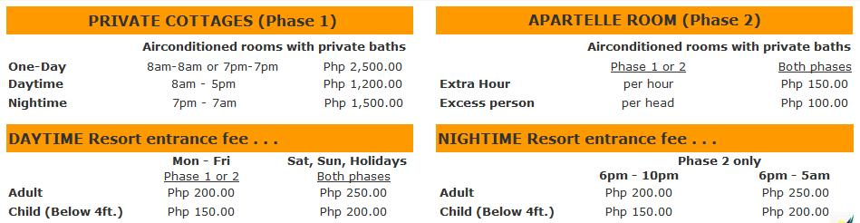Dj Paradise Resort Entrance Fee Rooms Rates Roadmap