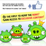 Angry Birds Will Be Hitting Pigs on Facebook