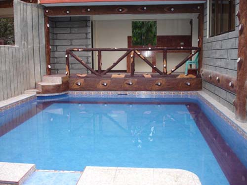 bosay resort private pool picture