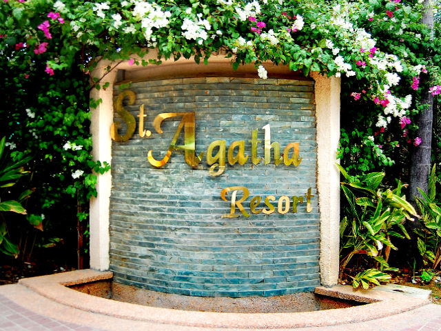 st agatha resort St agatha resort & country club inc, manila, philippines 72k likes inspired by  the theme birds of paradise , st agatha resort is your haven to.