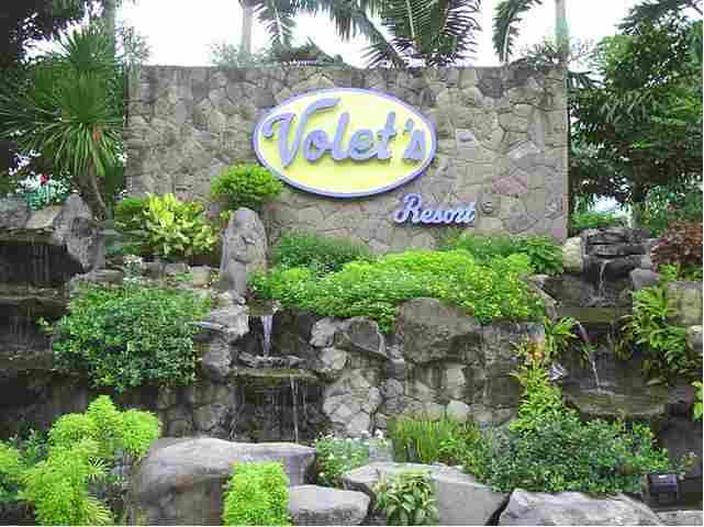 volets resort