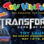 Toy Kingdom Event: Transformers Dark of the Moon Toy Launch