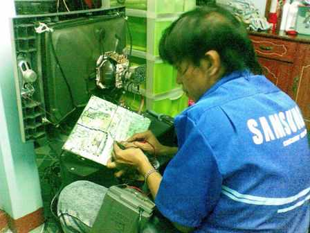 Samsung Repair Man