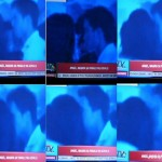 Phil Younghusband Kissed Angel Locsin during Azkals Victory Party
