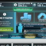 My Globe Broadband Latest Speedtest