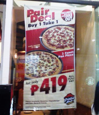 pizza hut promo