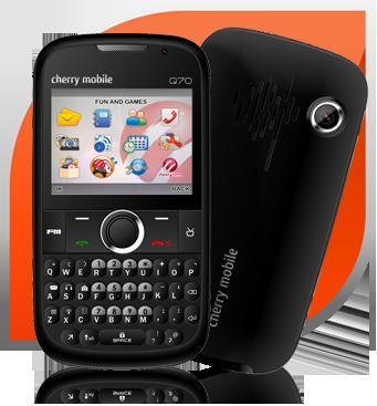 """""""Cherry Mobile Q70"""""""