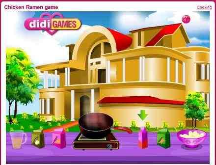didi cooking game 2013