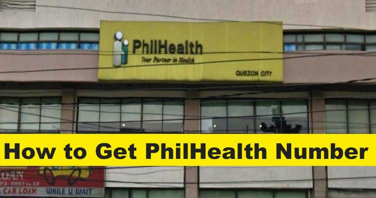 how to know your philhealth number