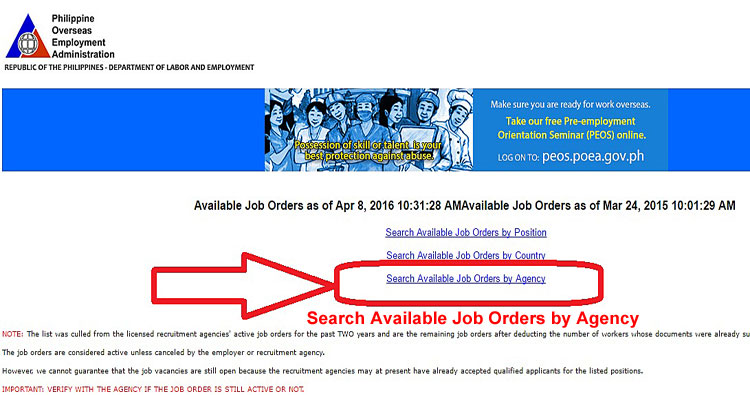 poea-search-available-job-orders-by-agency-2016
