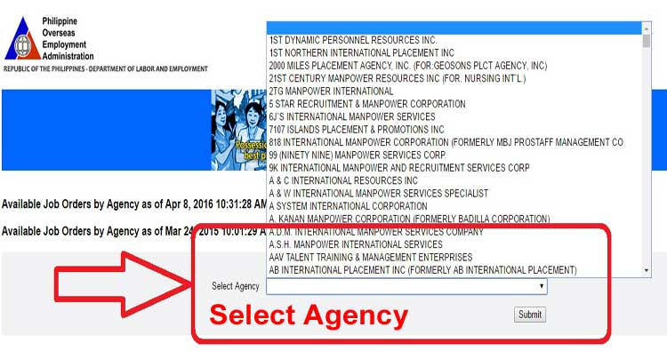 3 Tested Ways to Verify the License of POEA Accredited Agency
