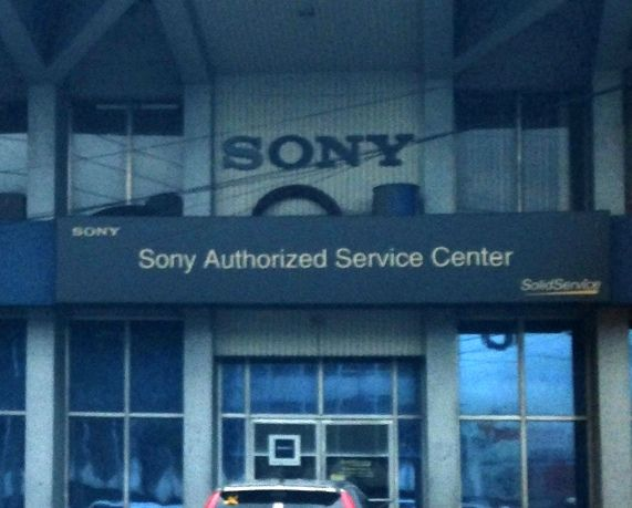sony service center quezon city
