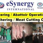 Tesda Butchery / Slaughthering Training Schools, Philippines