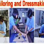 TESDA Garments Tailoring, Dressmaking Training Schools