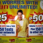 Sun Unli Calls and Texts Promo