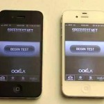 iPhone 4S vs iPhone 4 Speed Test Video