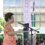 Sen Miriam Defensor Santiago Pick Up Lines (Video)