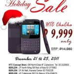 HTC Android Phone ChaCha 5 days Sale, Price Philippines