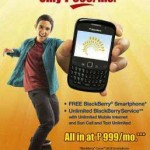 Sun Cellular Blackberry Plan 999 Details