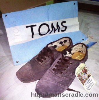 What Store Can You Buy Toms Shoes