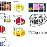 Facebook Chat Emoticons, Tricks (Latest)
