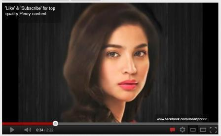 Most Beautiful Pinay Celebrities