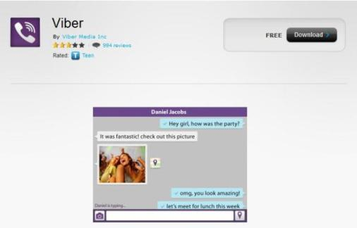 how to download photos from viber on android