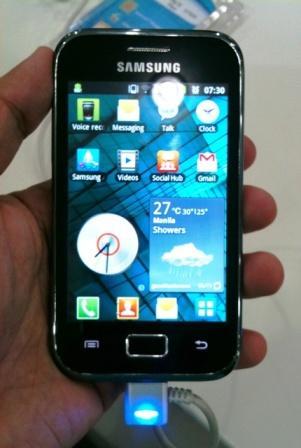 Samsung Galaxy Ace, Plus, Price Specs Philippines