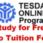 Study Tesda Courses Online For Free (No Tuition Fee)