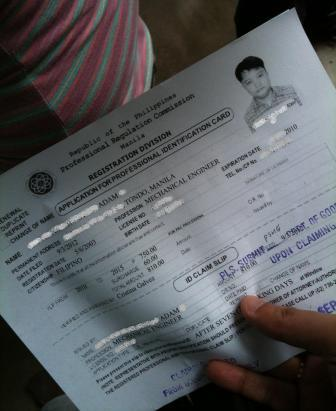 prc license renewal step 6
