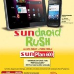 Sun Cellular Alcatel One Touch Tab and Phone Bundle Promo