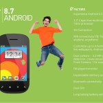 O+ Plus 8.7 Android Phone, Specs, Price