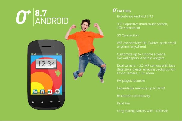 o+ plus 8.7 android