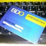 How to Get BDO ATM card when the old one got Captured or Lost